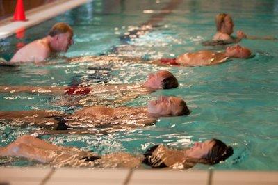 Zwemles volwassenen amsterdam